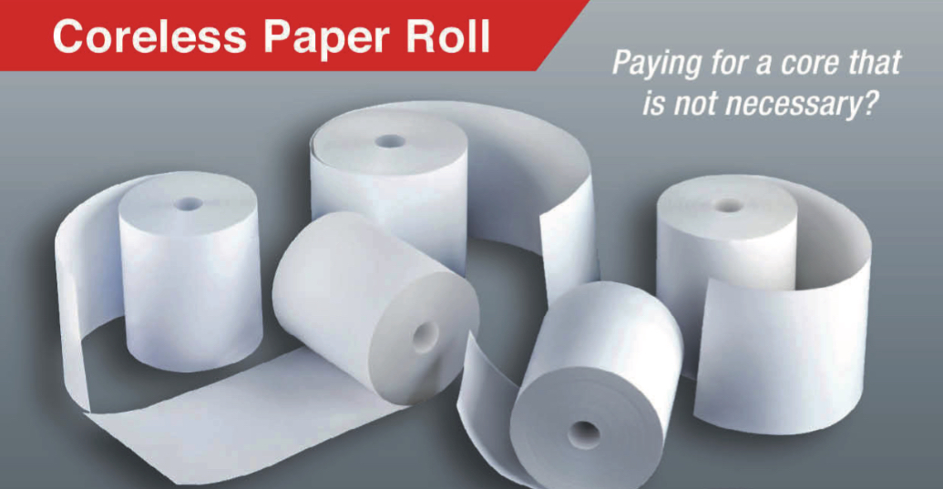 Coreless Paper Roll Home Page