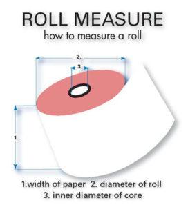 PaperRollMeasure